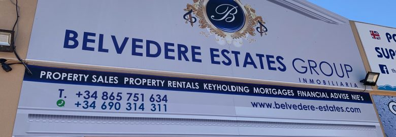 Belvedere Estates Group | Real Estate in Costa Blanca Spain