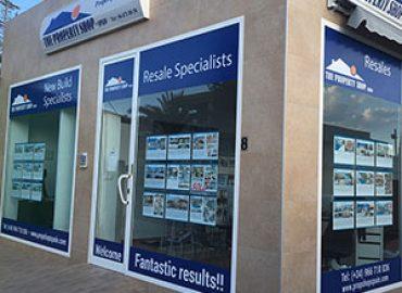 The Property Shop Quesada