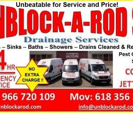 Unblock-A-Rod SL
