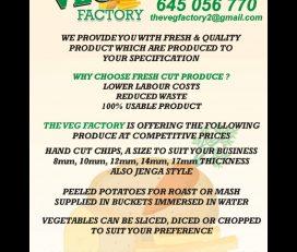 The Veg factory