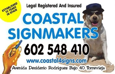 Coastal signmakers