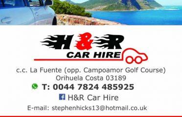H & R Car Hire