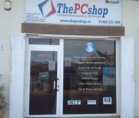 The PC Shop